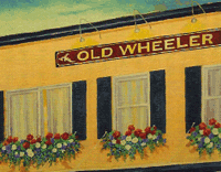 Creative Pollen meets with Old Wheeler Hotel and begins stage two of their website redesign